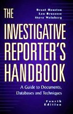 Book Review - The Investigative Reporter's Handbook