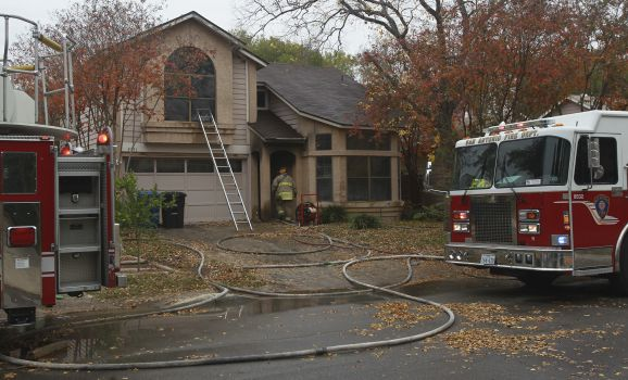 Data journalism story: Fire response times in San Antonio