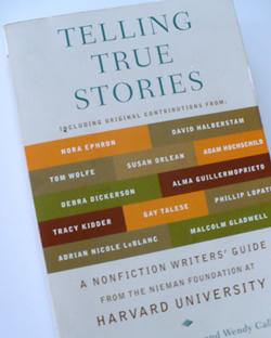 Telling True Stories, a book about journalism