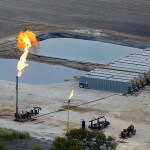 Up in Flames: Flares wasting natural gas in the Eagle Ford Shale