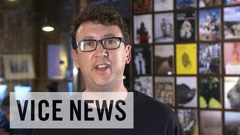 Jason Leopold of Vice News