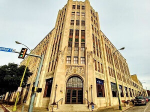 Express-News headquarters in San Antonio
