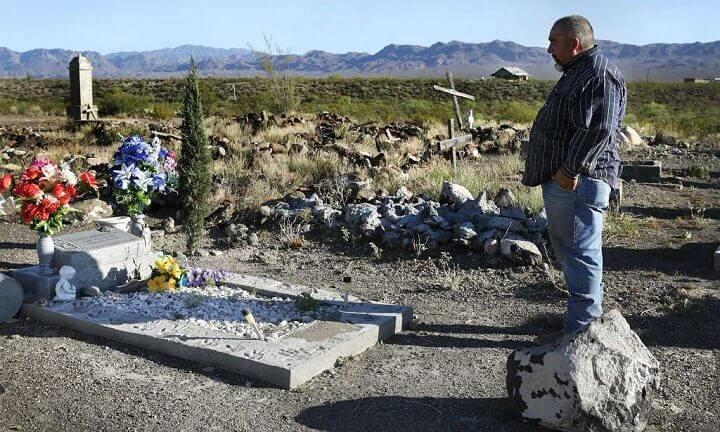 Border killing by U.S. marines