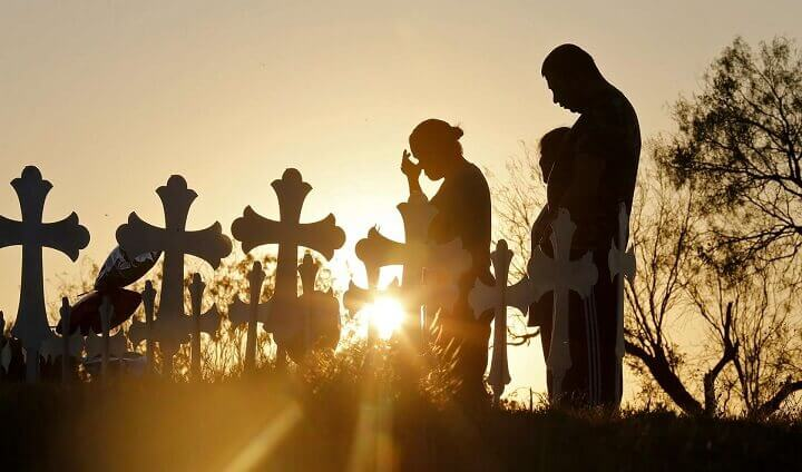 Remembering the fallen in Sutherland Springs